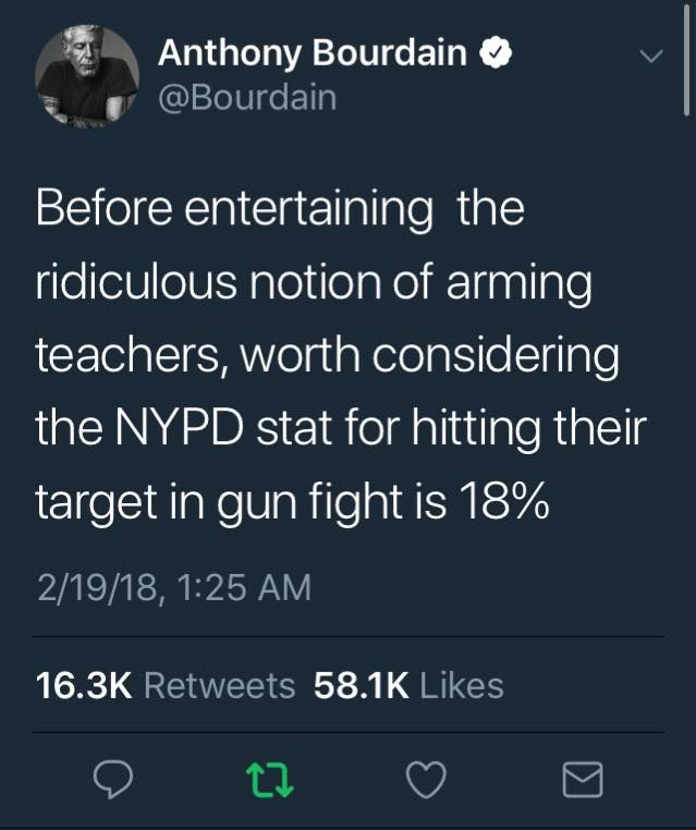 Yep. This is true. When armed with a handgun you only hit the target about 1/5 times. The barrel is too short to produce high accuracy.