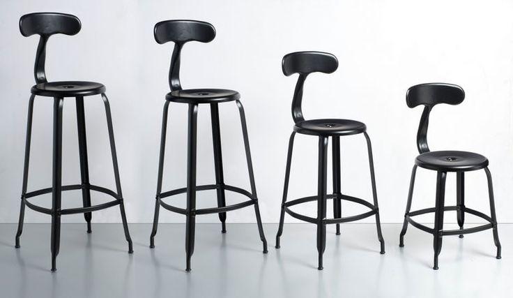 17 meilleures id es propos de tabourets de bar industriel sur pinterest t - Chaise de bar industriel ...