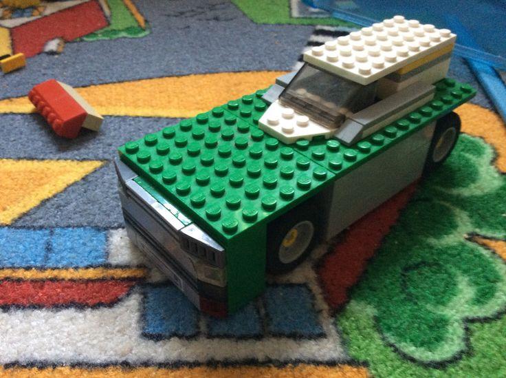 TURBO car!