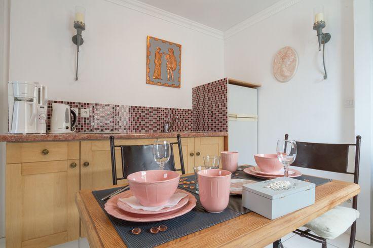 Studio Adriana - Chambres d'hôtes - B&B - Bed and Breakfast - Salle à manger - Dining room - Décoration d'intérieur - Design