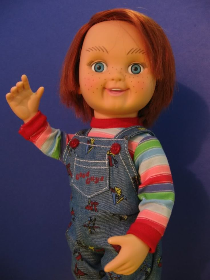 chucky doll costume - photo #22