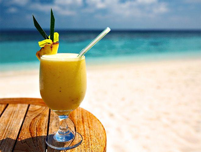 #Trucos para ponerse #moreno más rápido: #Trucos para ponerse #moreno más rápido: http://trucosyastucias.com/trucos-de-belleza/trucos-para-ponerse-moreno-mas-rapido  #sun #tan #tips #summer #cocktail #juice #zumo #coctel #playa #beach #piña #pineapple