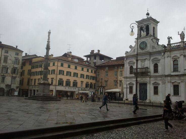 Piazza San Giacomo #udine #friuliveneziagiulia #italia