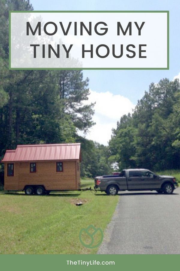 Have you ever wondered what moving a tiny house build really entails  Follow  along as you learn how to plan your route fcaf65464