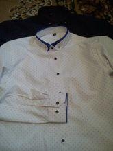 Tienda Online Nuevos hombres de la Marca del punto de Polca Camisas de Oficina Ocasional Camisa Delgada ajuste de Los Hombres Camisa de Hombre Vestido de Negocios de Manga Larga Camisa Masculina X456 | Aliexpress móvil