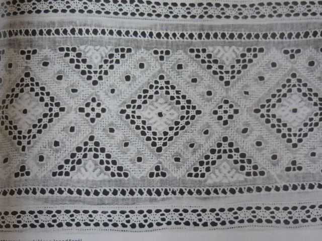 "Kalotaszeg pattern from ""Nepi kezimunkak"" by Lengyel Gyorgi"