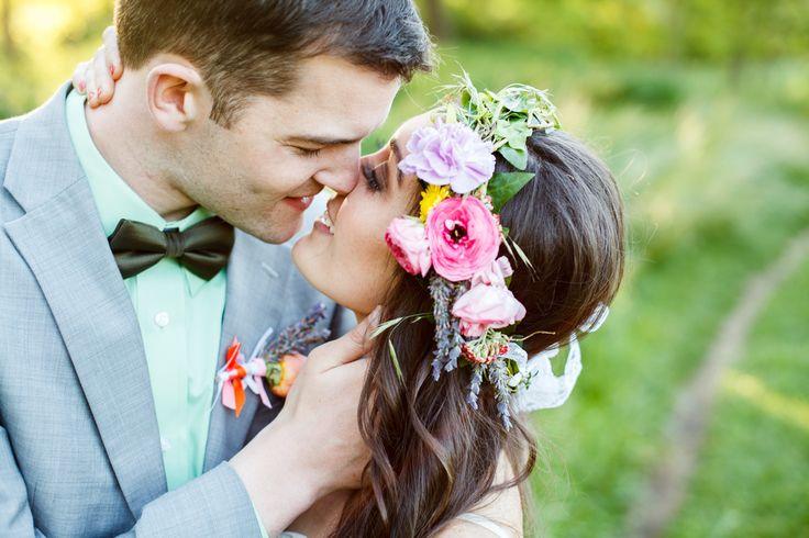 Blumenhalo   – Weddings