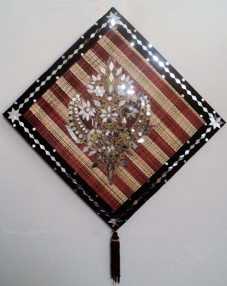Chic craft handmade wall hanging http www ishraqi com