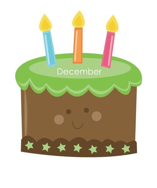 Birthday Cake Birthday Chart Shun Activities Pinterest