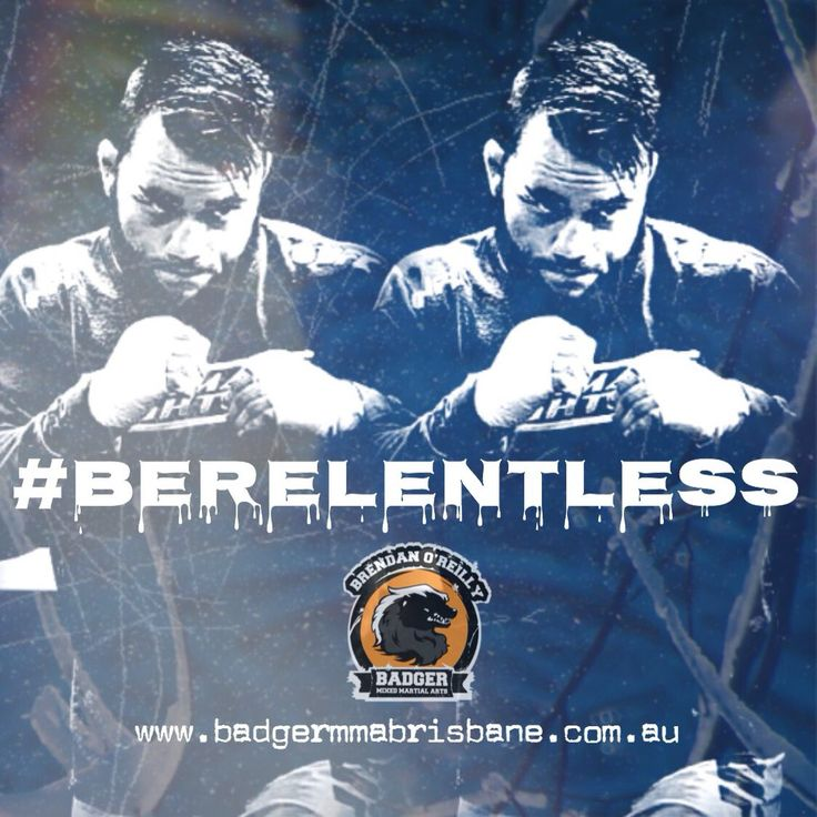 """Relentless Intensity, The battle cry of Brendan """"Badger"""" O'Reilly. Follow our fearless leaders journey to 70kg can he make the transition? If you are wanting to book Badger for Pt's, corporate team training or speaking engagements head to his new website."""