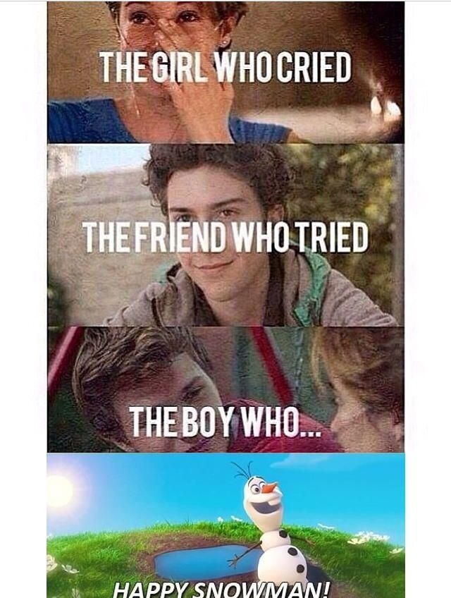 I laughed. I admit it.