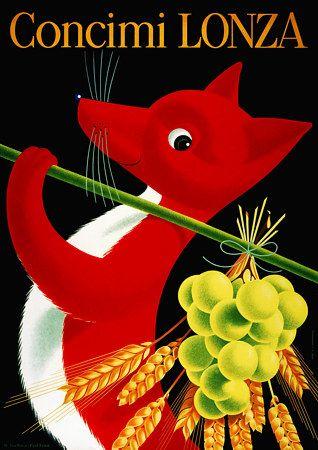 Lonza Fertilisers  c.1952 http://www.vintagevenus.com.au/vintage/reprints/info/PR224.htm