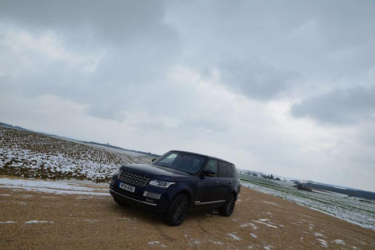 Allnew Range Rover 5.0l V8 Supercharged SVAutobiography – Tracktest: www.neuwage…