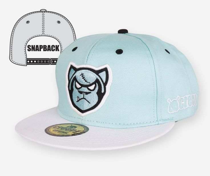 Snapback Big Gorilla Ice - creepzshop