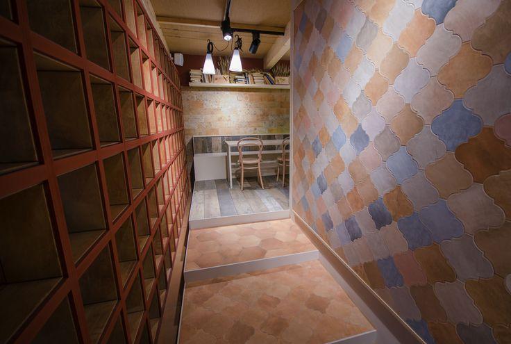 15 best images about cotto ceramics on pinterest vintage - Ceramica para exteriores ...