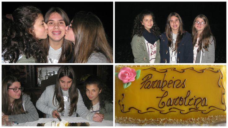 Aniversário Carolina