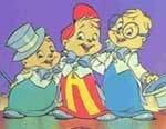 Alvin and the Chipmunks  Aired: 1983-1990  I hate the new movies they made....