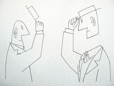 Luz & Gravedad: El humor en un trazo a lápiz