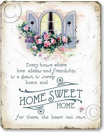 Home Sweet Home Vintage 362 best home sweet home signs and illustrations images on