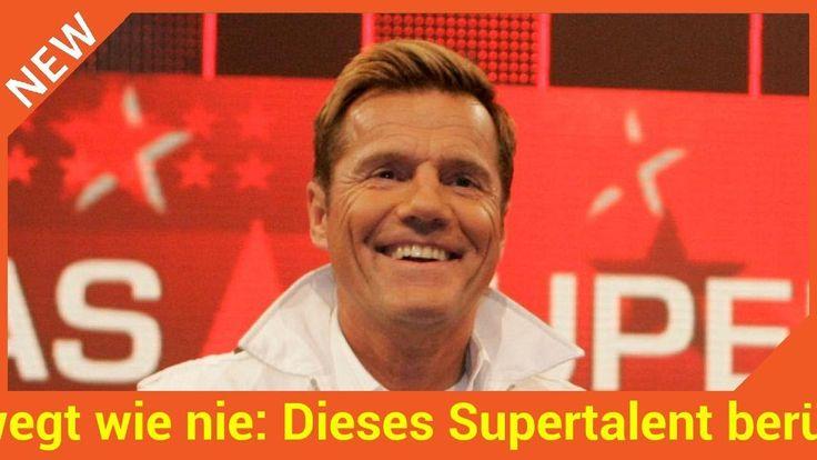 Beim Auftakt der Talent-Show Das Supertalent trat heute eine ganz besonders rührende Tanztruppe auf: Die Mini-Ballerinen einer Tanzschule in Oberhausen hatten nämlich ihre Papas als Tanzpartner dabei. Besonders Dieter Bohlen (63) rührte die Aufführung fast zu Tränen und er zeigte sich ungewohnt emotional!   Source: http://ift.tt/2w119Mz  Subscribe: http://ift.tt/2fsEkLq bewegt wie nie: Dieses Supertalent berührt ihn so!