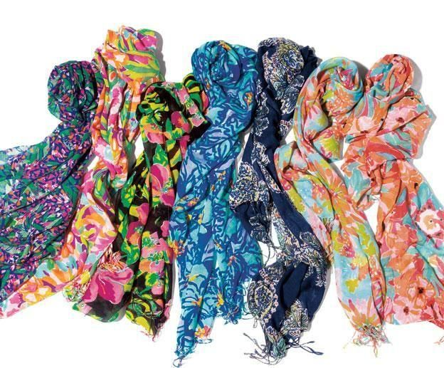 319 best Lilly Pulitzer Murfee Scarves images on Pinterest ...