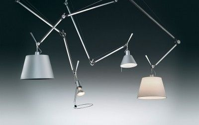 (W3) (W4) Artemide Tolomeo Suspension
