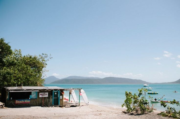 Searching for a private Island wedding venue? Check out Fitzroy Island, a…