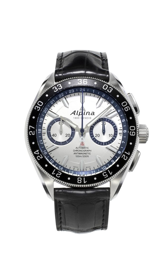 Affordable Watches: Alpina Unveils Alpiner 4 Chronograph   ATimelyPerspective