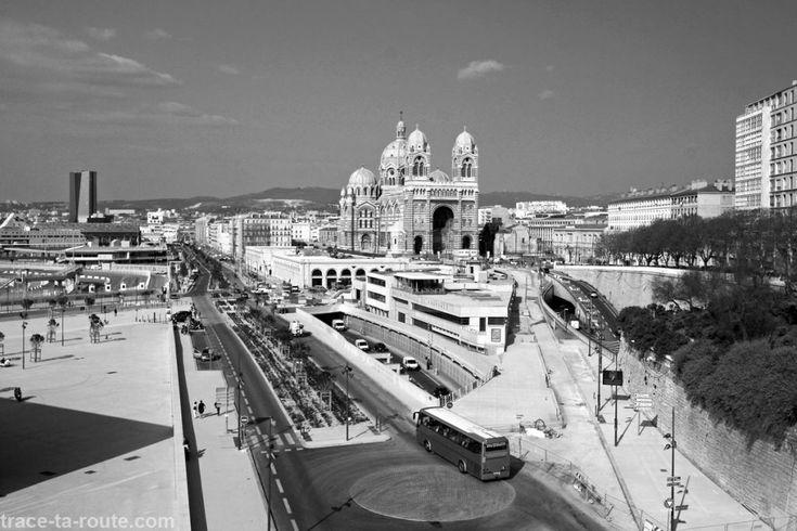 La Cathédrale de la MAJOR à Marseille - Blog Voyage Trace Ta Route