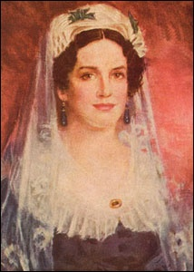Rachel Jackson, wife of Andrew Jackson, 7th president