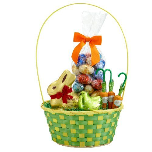 16 best tower of treats images on pinterest towers boxing and lindt gold bunny treats basket 3500 negle Gallery
