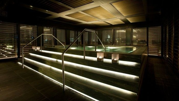 The Armani Hotel in Milano - showcasing the very latest in Italian design from global fashion brand leader Armani - picture 04