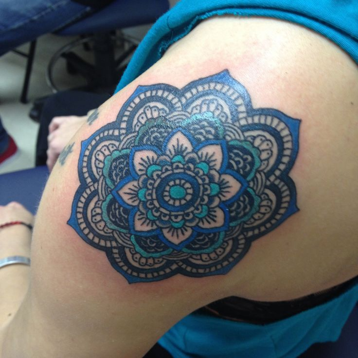 145 Astonishing Mandala Tattoos You Wish You Had: 17 Best Ideas About Lotus Tattoo Shoulder On Pinterest