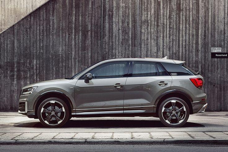 Audi Q2 (2016): Vorstellung, Motor, Marktstart, Preis