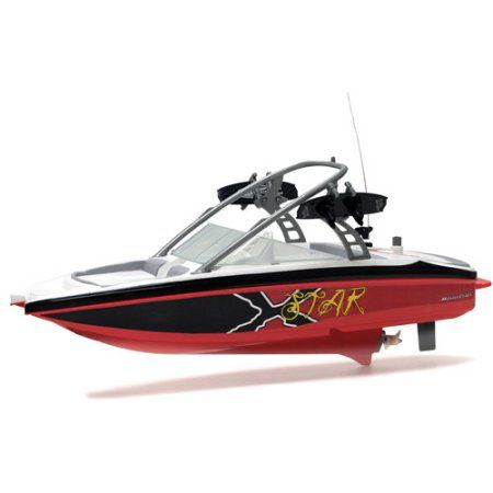 New Bright 17 inch Master Craft, R/C FF Boat Wake Board