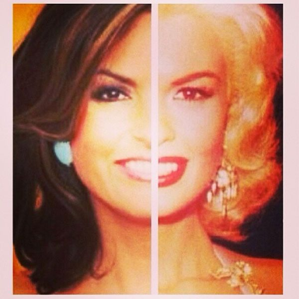 Mariska Hargitay Is Mirror Image of Her Late Mother Jayne Mansfield?See the Pic! | E! Online Mobile