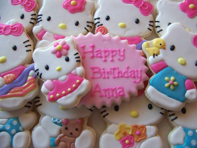 Hello Kitty Birthday | Flickr - Photo Sharing!