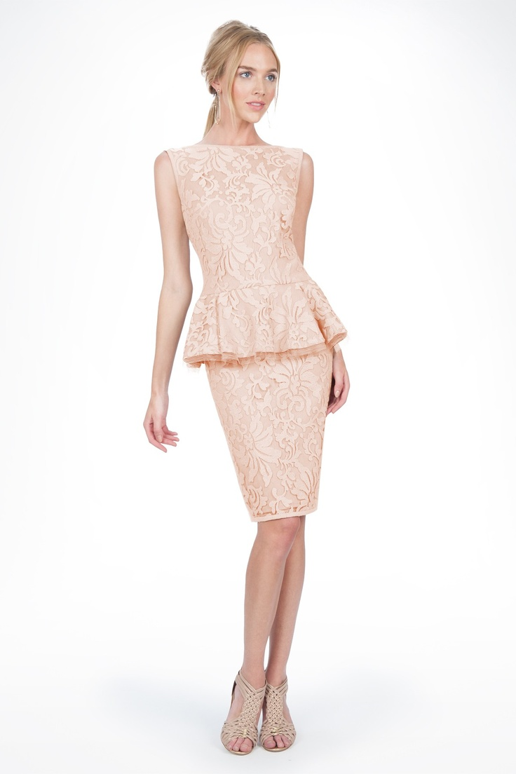 19 best images about Dresses on Pinterest   Bow belt, Tadashi ...