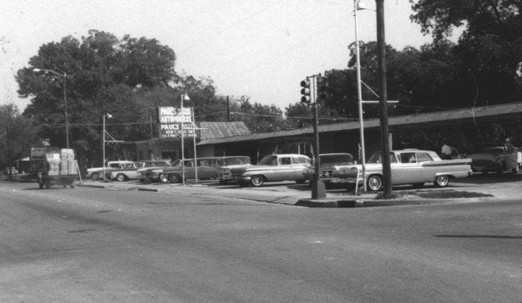 San Antonio, Texas, 1960s San antonio, West virginia, Texas