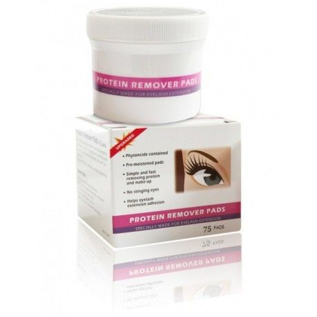 MAX2 protein make up remover pads Staat  Nieuw  Make up remover pads, 75 stuks.