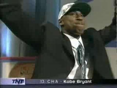 1996 NBA Draft - 13 - Kobe Bryant, Lower Merion High School