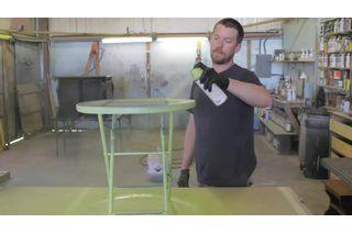 How to Paint Cast Aluminum Patio Furniture | eHow