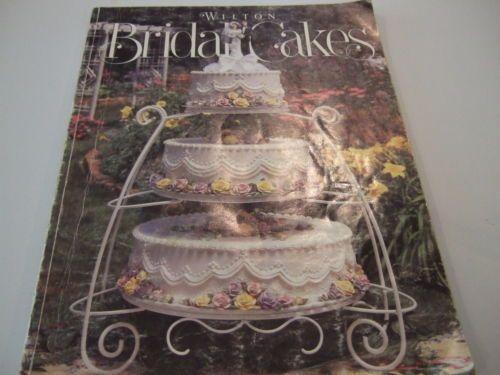 1993 Wilton Book of Bridal Cakes - Paperback