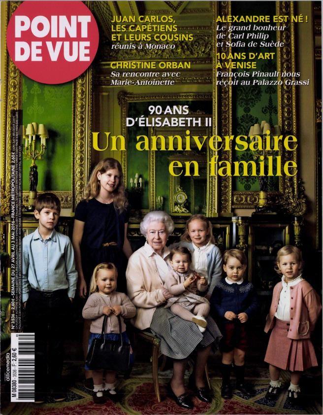 Revues - (page 13) - L'actualité des royautés .