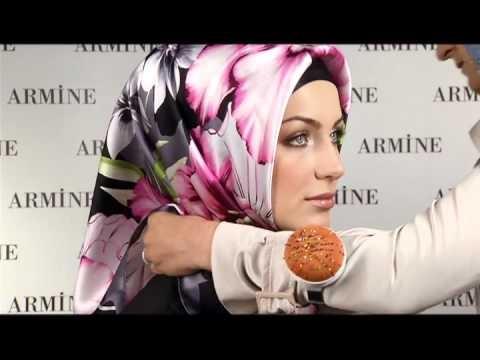 Esarp Baglama Sekilleri 8 - Armine Esarp / Turkish Hijab Tutorial