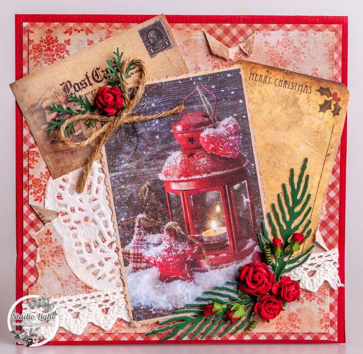 Vintage Christmas Line van Studio Light