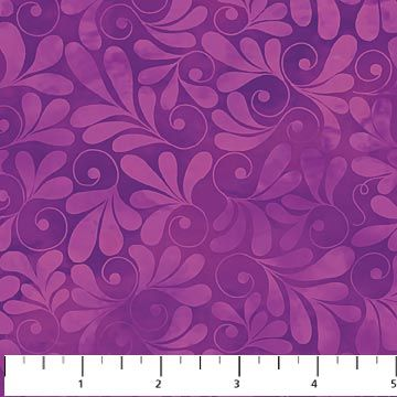 4672-85 - Fabric from Songbird (Pansy Colorway)