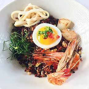Is this the best Nasi Goreng in Bali??? Comment to let this fool know where it's at!