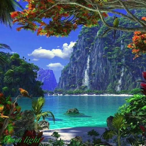 Google tropical beautiful places to travel visit for Tropical places to travel