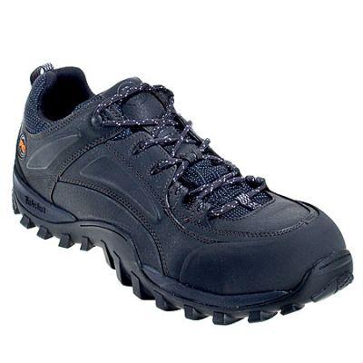 Timberland Pro Boots Men's 40008 Black Mudsill Low Steel Toe Work Shoe